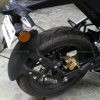 MOTORCYCLE SHORT FENDER